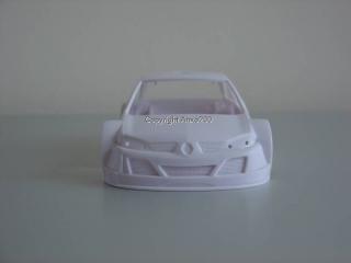 Кузов Renault Megane Trophy 2006 для Mini-Z