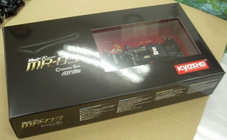 Box Chassis Kit MR-03