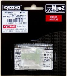 Kyosho T-Plate Mini-Z MR-03