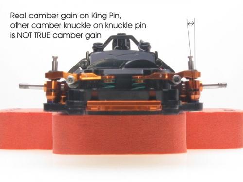 Рычаги передней подвески MR-03