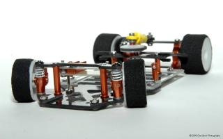 Шасси MRCG 1.1