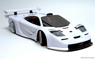 Кузов McLaren