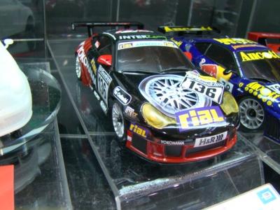 Porsche 911 GT3 RSR 2005 №136 YOKOHAMA