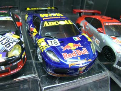 Ferrari F430 GT Team AF №78 LM 2007
