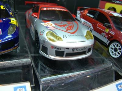 Porsche 911 GT3 RSR 2006 №45 ALMS