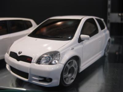 Кузов Toyota Vitz