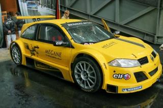 Renault Megane Trophy 2006 Renault Team