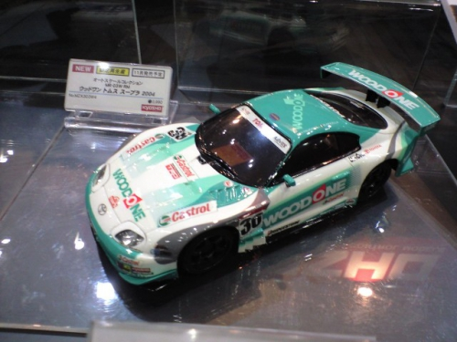TOYOTA SUPRA Woodone Toms JGTC 2004