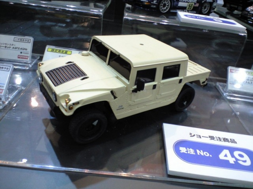 Mini-Z Overland с электроникой ASF 2.4Ghz