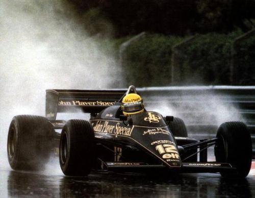 Lotus Formula Senna