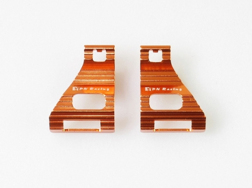 Облегчённые крышки для аккумуляторов шасси Mini-Z MR-03 от PN Racing