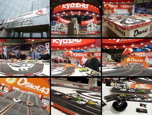 Kyosho Dslot43 International Toy Fair Nürnberg – 2011