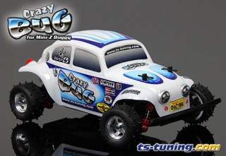 Кузов Crazy Bug для Mini-Z Buggy от TS Tuning