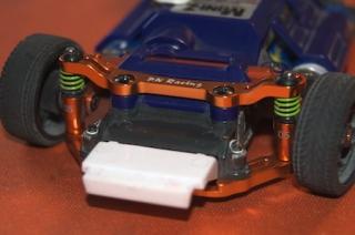 PN Racing caster