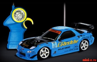 TAKARA TOMY RC DRIFT CAR