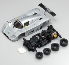 Mini-Z MR-03 Mercedes
